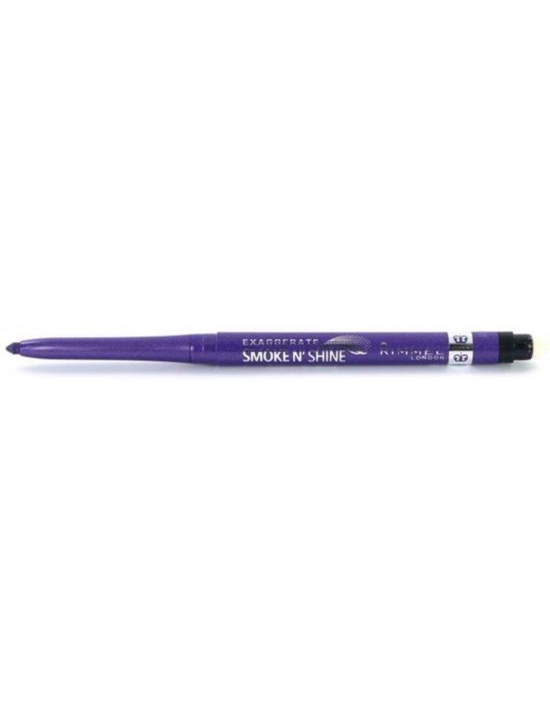 Rimmel  Rimmel - Exaggerate - Eyeliner - 003 Purple Craze