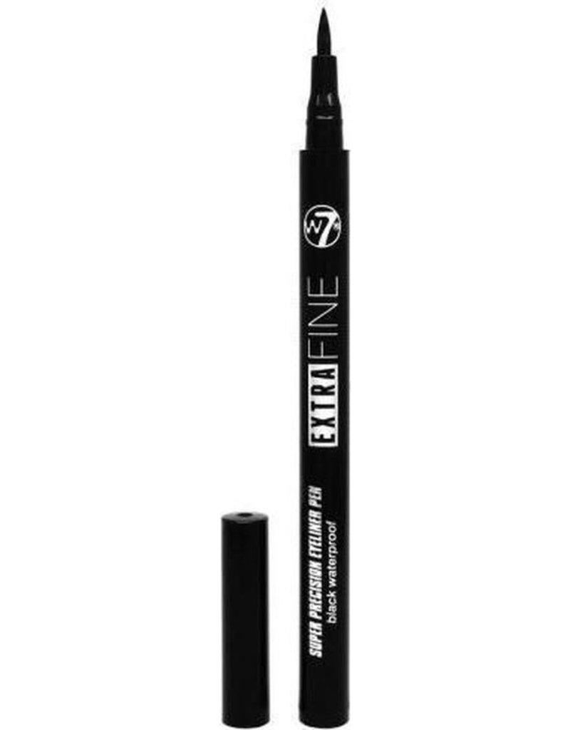 W7  W7 - Extra Fine Automatic Black Waterproof - Eyeliner