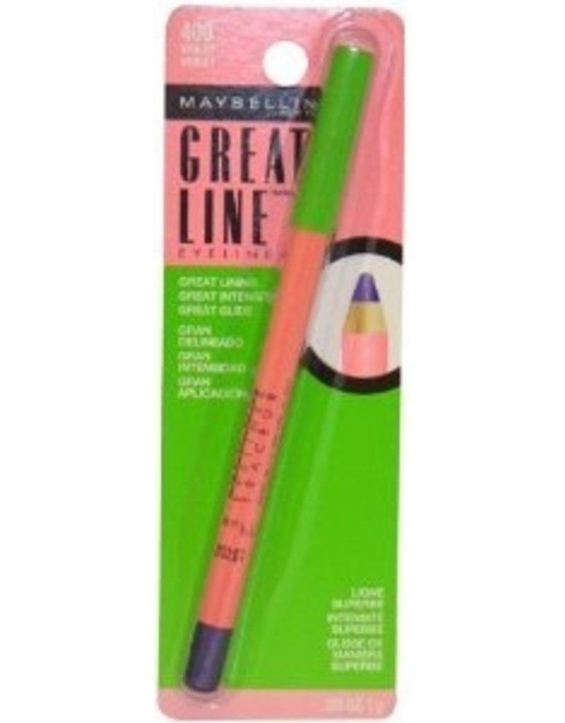 Maybelline Maybelline - Great Line Eyeliner - 400 Violet