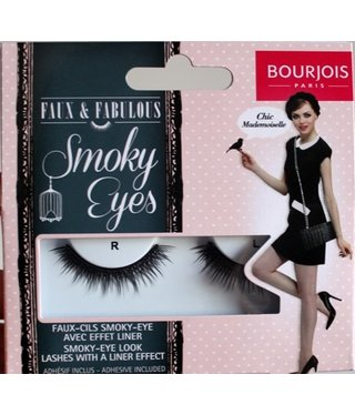 Bourjois Bourjois - Faux & Fabulous Eyelashes - Smoky Eyes
