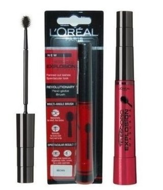 Loreal Loreal - Telescopic Explosion Brown Mascara - Brown