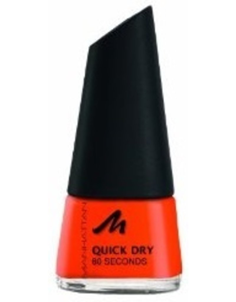 Manhattan Manhattan - Quick Dry - Nagellak - 34K