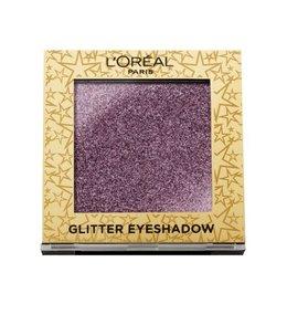 Loreal Loreal - Glitter EyeShadow - 02 Purple Lights