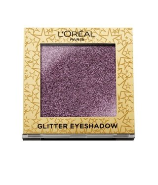 Loreal Loreal - Glitter EyeShadow - 02 Purple Lights