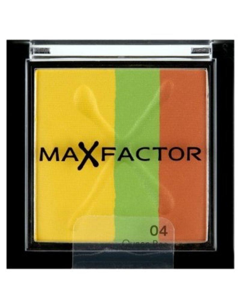 Max Factor Max Factor - Max Effect Trio Eyeshadow - 04 Queen Bee