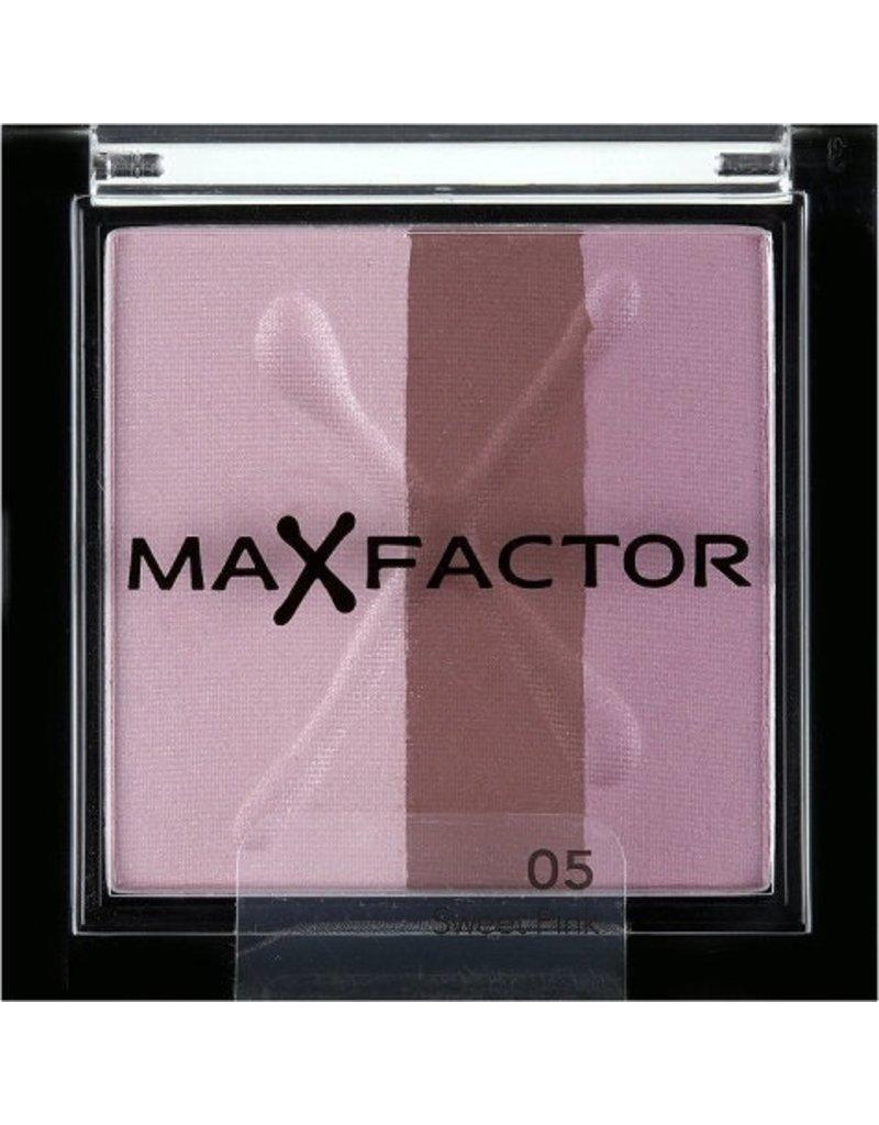 Max Factor Max Factor - Max Effect Trio Eyeshadow - 05 Sweet Pink