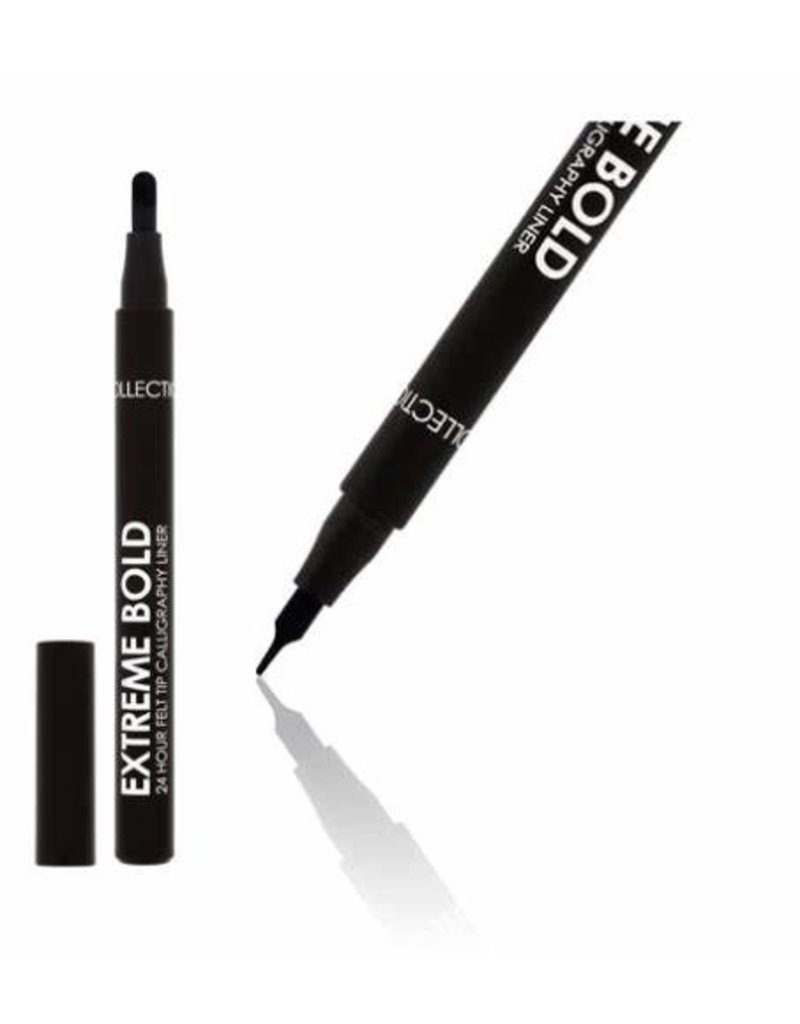 Collection - Eyeliner - Extreme Bold 24H Calligraphy Liner