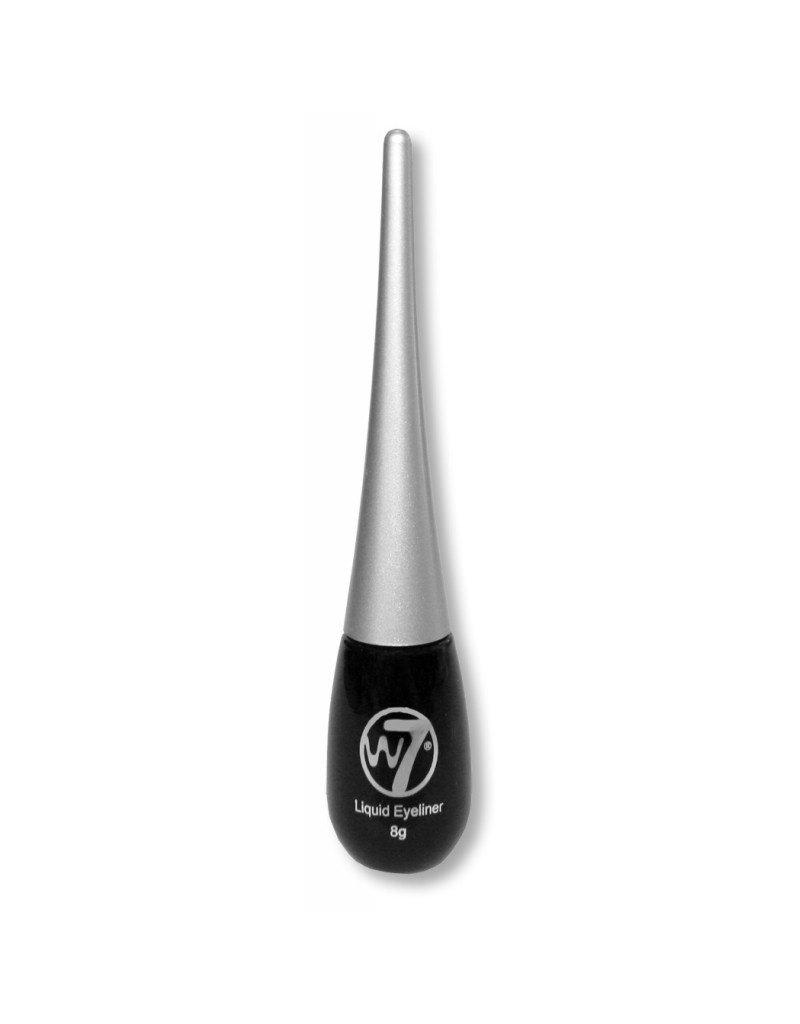 W7  W7 - Liquid Eyeliner - Black