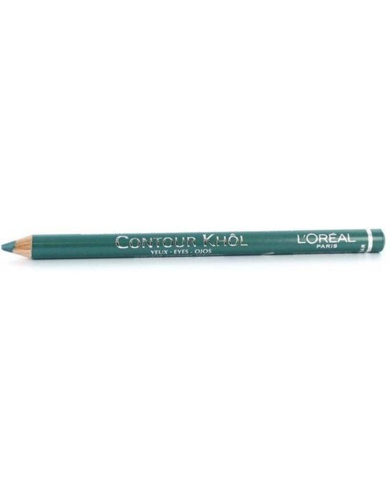 Loreal Loreal - Contour Khol Oogpotlood - 148 Aquatic Blue