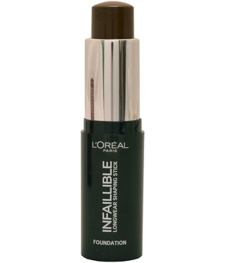 Loreal Loreal - Infallible - Longwear Shaping Foundation Stick - 250 Ebony