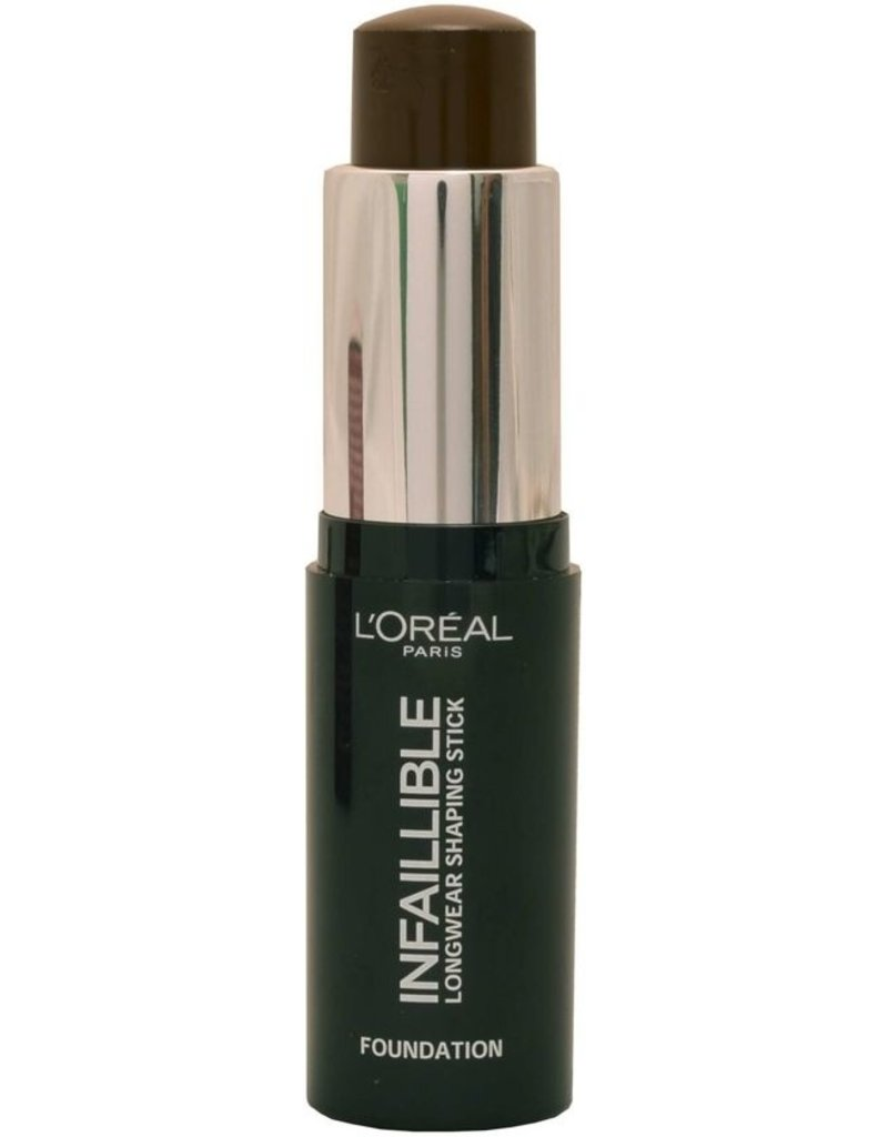 Loreal Loreal - Infallible - Longwear Shaping Foundation Stick - 250 Ebony