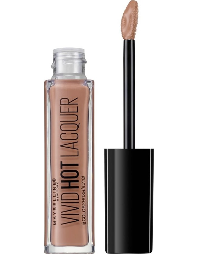 Maybelline Maybelline - Vivid Hot Lacquer Lipstick - 64 Unreal
