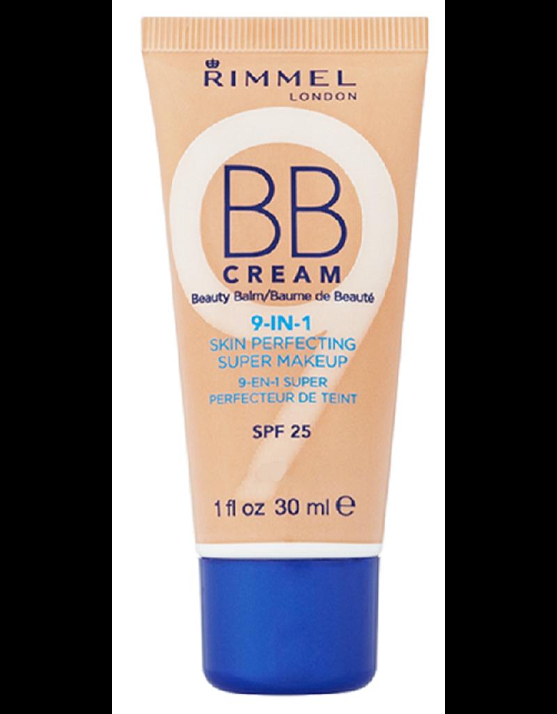 Rimmel  Rimmel - 9 in 1 Skin Perfecting BB Cream - Medium