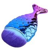 Beautyinstyle Beau - Mermaid Penseel - Pink Purple