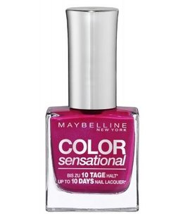 Maybelline Maybelline - Color Sensational - Nagellak - 190 Strawberry Crush