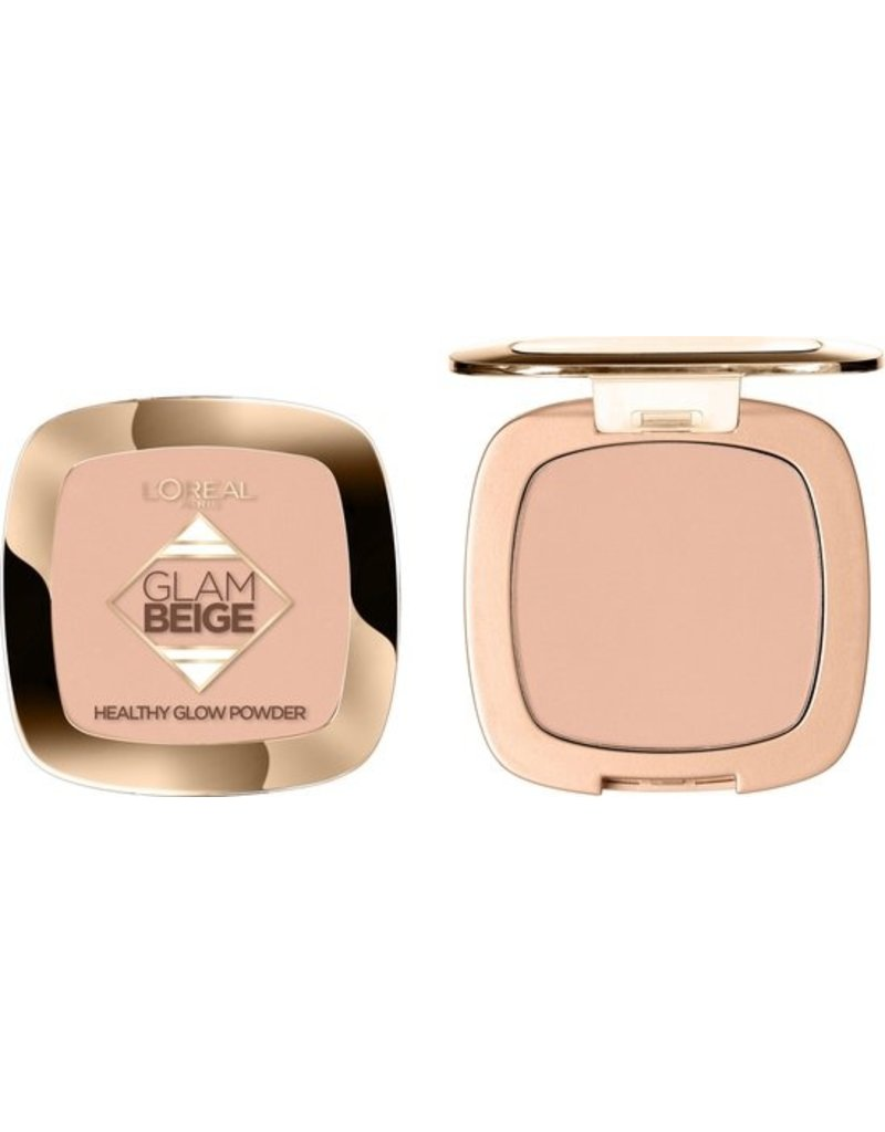 Loreal Loreal - Glam Beige Healthy Glow Powder - Light Clair