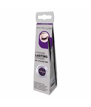 Maybelline Maybelline - Eyestudio Lasting Drama - Eyeliner - 10 Ultra Violet