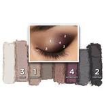 Rimmel  Rimmel - Magnif'Eyes - Eyeshadow Palette - 003 Grunge Glamour
