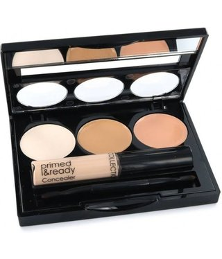 Collection - Primed & Ready - Concealer Kit