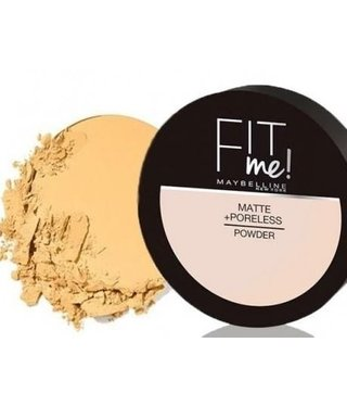 Maybelline Maybelline - Fit Me Matte + Poreless Powder - 110 Fair Ivory