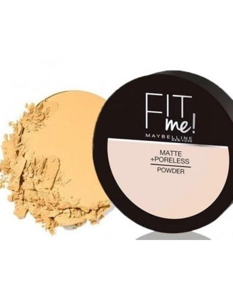 Maybelline Maybelline - Fit Me Matte + Poreless Powder - 110 Fair Ivory
