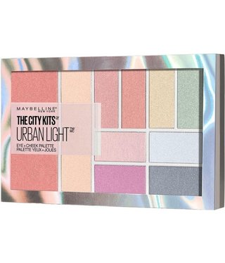 Maybelline Maybelline - The City Kids - Eye & Cheek Palette