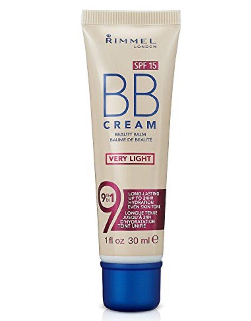 Rimmel  Rimmel - SPF 15 BB Cream - Very Light