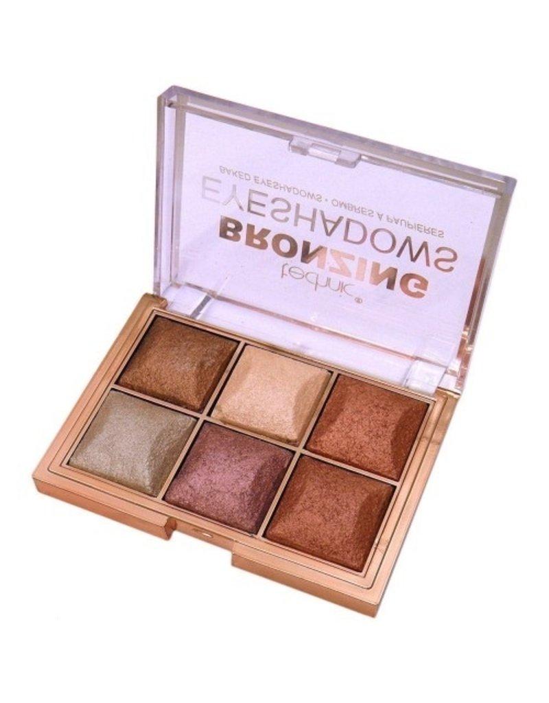 Technic Technic - Bronzing Eyeshadows - Bronze