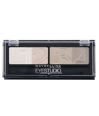 Maybelline Maybelline - Eyestudio Natural Impact Quad Eyeshadow - Nude Beige