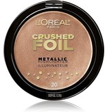 Loreal - Crushed Foil Metallic Highlighter - 20 Gilded Glow