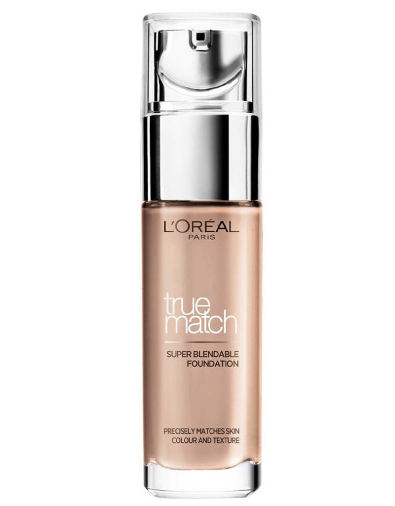Loreal Loreal - True Match - Super Blendable Foundation - R3/C3 Beige Rose
