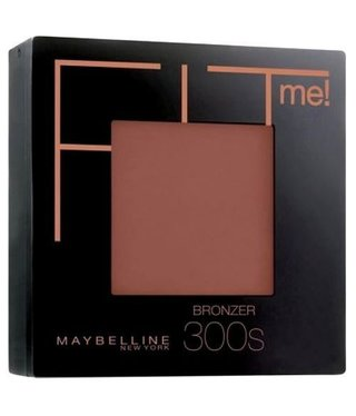 Maybelline Maybelline - Fit Me Bronzer - 300s