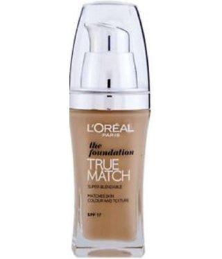 Loreal Loreal - True Match foundation - W7 Golden Amber