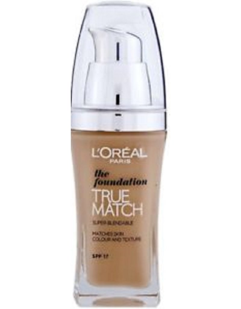 Loreal Loreal - True Match foundation - W7 Golden Amber