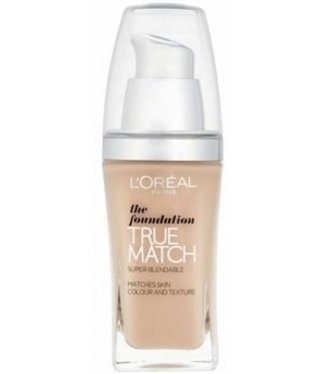 Loreal Loreal - True Match foundation - N1 Ivory