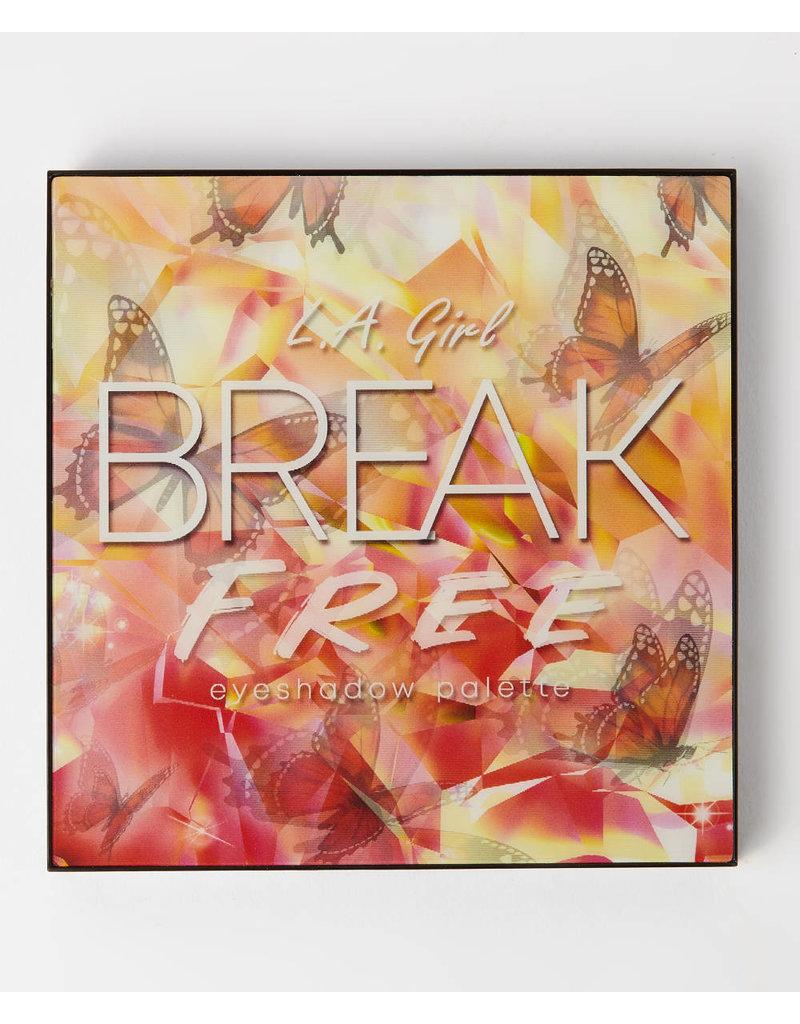 LA Girl LA Girl - Break Free Eyeshadowpalette - Be You