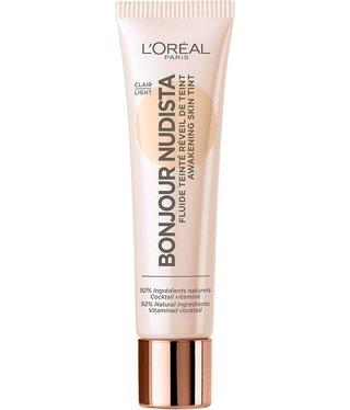 Loreal Loreal - Bonjour Nudista - BB cream 12ml - Light
