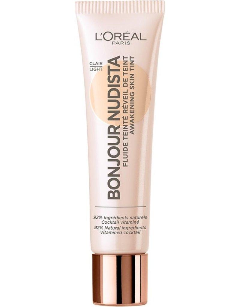 Loreal Loreal - Bonjour Nudista - BB cream 12ml - Light - Copy