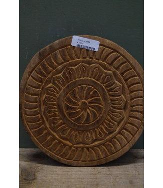 B789 - Raja wooden carving chaklota
