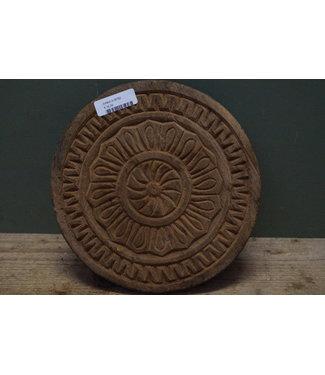 B792 - Raja wooden carving chaklota