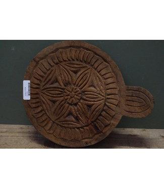 B786 - Raja wooden carving chaklota