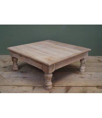 B587 - houten minitafel