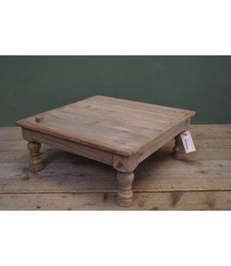 B586 - houten minitafel
