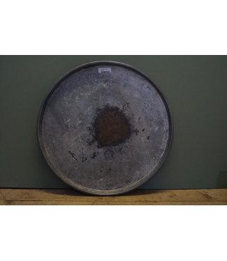 B733 - Metalen dienblad rond