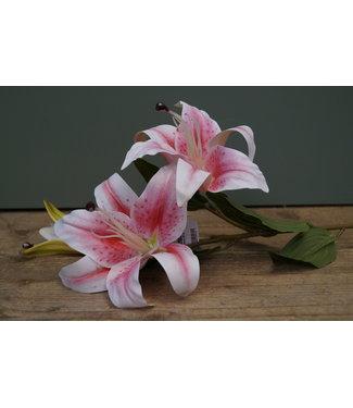 *lily spray 80cm