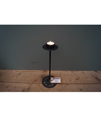 Iron cup candlestand L