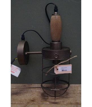 # B755 - Vinci looplamp wand 22x14H38