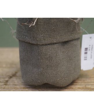 *J350 - Plantenzak - S - groen - 10 x 10 x 11 cm