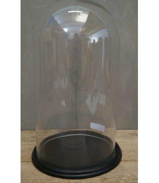 *C149 - Clayre & Eef - Stolp met onderbord - Ø 23x39 cm - alleen afhalen/ wordt niet verzonden