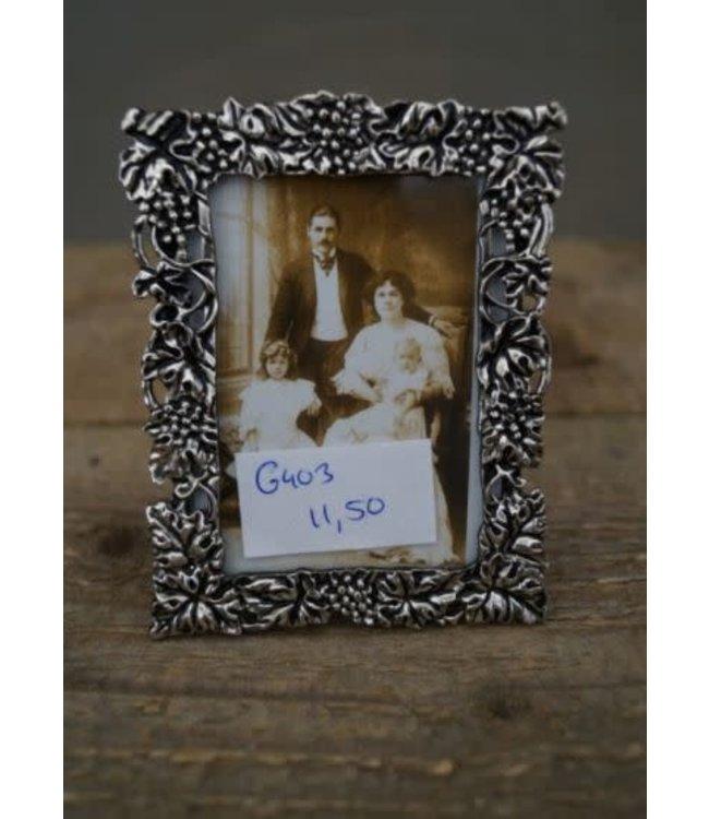 ( G403 - Fotolijst - foto 5 x 8 cm - lijst 8 x 10 cm